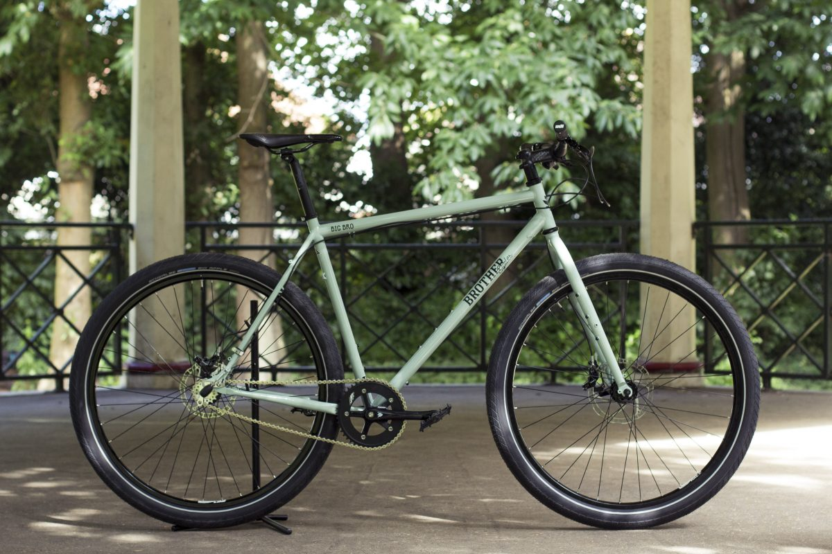 Rod\'s Big Bro | Brother Cycles